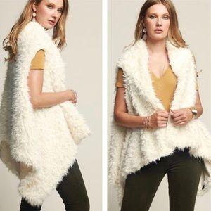KATE Faux Fur Vest In 4 Colors